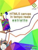 HTML5 canvas in tempo reale (estratto)