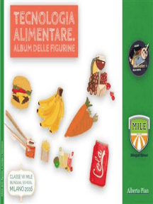 Tecnologia alimentare. Album delle figurine