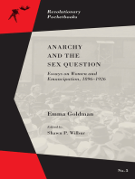 Anarchy and the Sex Question