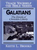 Galatians- Teach Yourself the Bible Series