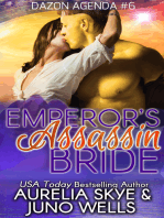 Emperor's Assassin Bride (Dazon Agenda #6)