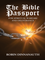 The Bible Passport for Spiritual Warfare & Deliverance