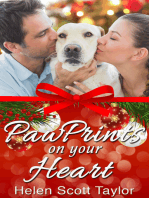 Paw Prints on Your Heart (Three Christmas Romances)