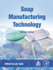 Soap Manufacturing Technology