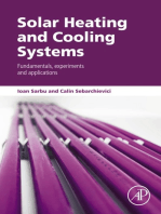 Solar Heating and Cooling Systems: Fundamentals, Experiments and Applications