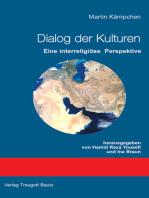 Dialog der Kulturen