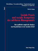 Soziale Praxis und soziale Kompetenz des mittleren Managements