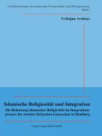 Islamische Religiosität und Integration