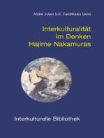 Interkulturalität im Denken Hajime Nakamuras