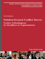 Solution-focused Conflict Survey