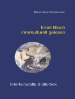Ernst Bloch interkulturell gelesen