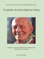 Ich glaube den interreligiösen Dialog