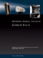 Gorch Fock -Mythos, Marke, Mensch