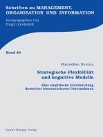 Strategische Flexibilität und kognitive Modelle
