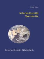 Interkulturelle Semantik