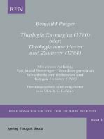 Theologia Ex-magica (1780) oder