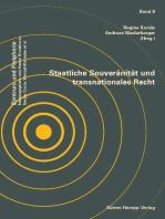 Staatliche Souveränität und transnationales Recht