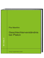 Geschlechterverständnis bei Platon
