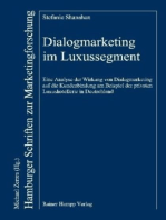 Dialogmarketing im Luxussegment