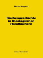 Kirchengeschichte in theologischen Handbüchern