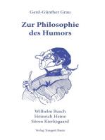 Zur Philosophie des Humors
