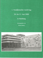 Norddeutscher Archivtag (1.)