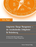 Integriertes Change Management