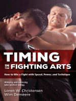 Timing in the Fighting Arts