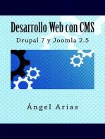 Desarrollo Web con CMS