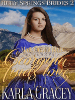 Mail Order Bride - Georgina Finds Love