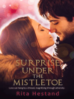 Surprise Under the Mistletoe