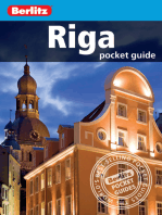 Berlitz Pocket Guide Riga (Travel Guide eBook)
