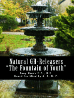 "Natural GH Releasers ""The Fountain of Youth"""