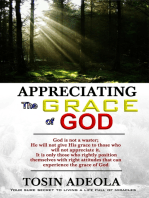 Appreciating the Grace of God
