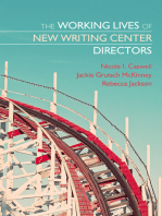 The Working Lives of New Writing Center Directors