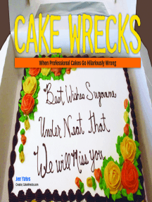 Cake Wrecks: When Professional Cakes Go Hilariously Wrong