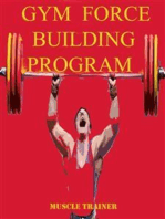 Gym Force Building Program