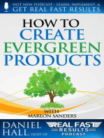 How to Create Evergreen Products