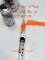Factors that Affect Susceptibility to Influenza