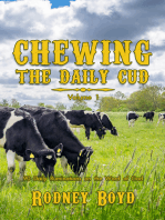 Chewing the Daily Cud, Volume 1