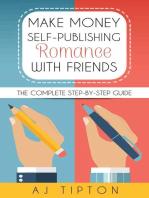 Make Money Self-Publishing Romance with Friends