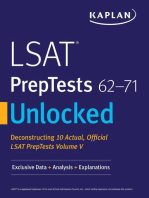 Kaplan Companion to LSAT PrepTests 62-71