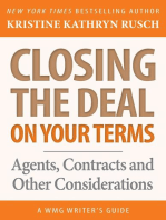 Closing the Deal...on Your Terms