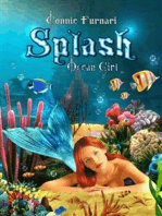 Splash Ocean Girl