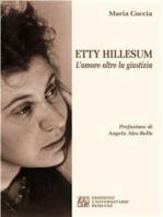 Etty Hillesum. L'Amore oltre la giustizia