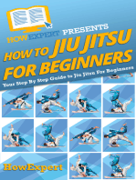 How To Jiu Jitsu For Beginners