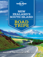 Lonely Planet New Zealand's South Island Road Trips
