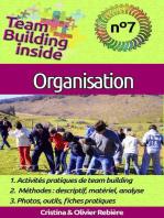 Team Building inside n°7 - organisation