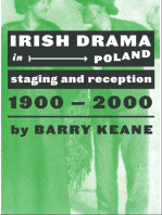 Irish Drama in Poland: Staging and Reception, 1900–1979