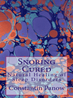 Snoring Cured